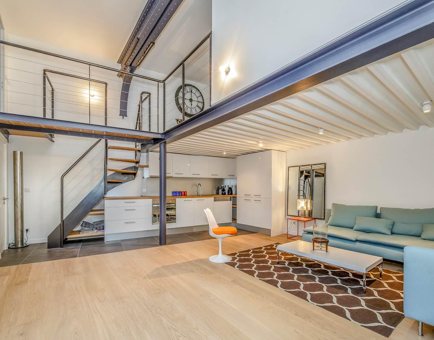 stunning poutre ipn acier gallery. Black Bedroom Furniture Sets. Home Design Ideas
