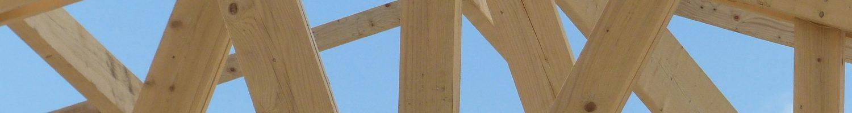 Charpente en bois traditionnel