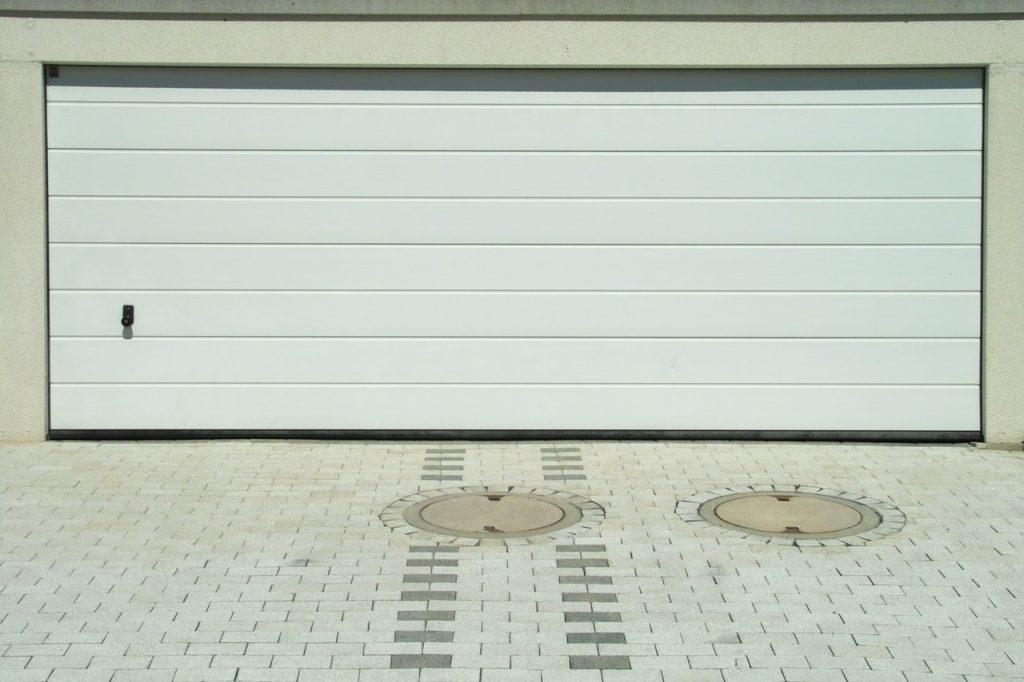 Prix Installation Remplacement Dune Porte De Garage Devis Gratuit - Porte de garage sectionnelle avec porte pvc renovation
