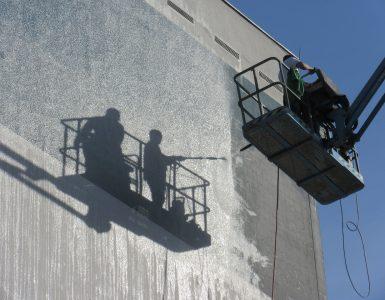 Nettoyage façade
