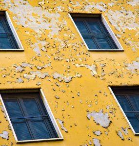 Ravalement façade peinture