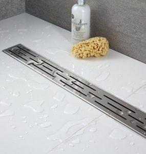 Caniveau douche à l'italienne