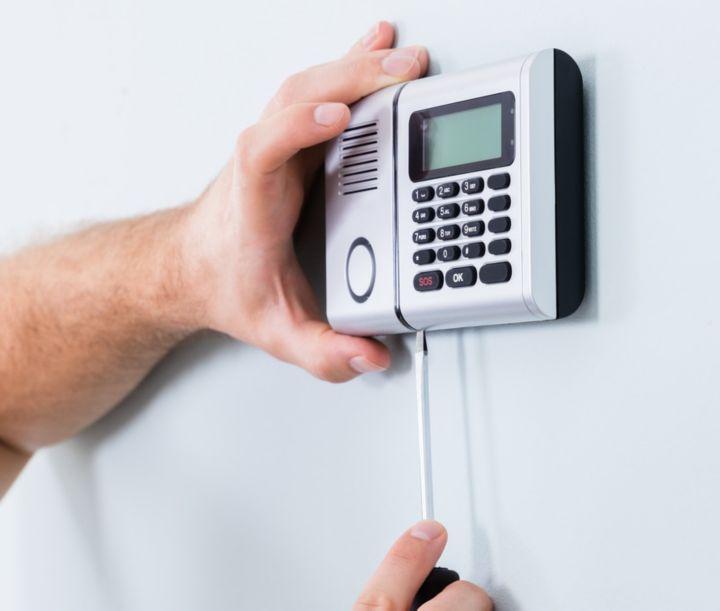 Installation alarme maison