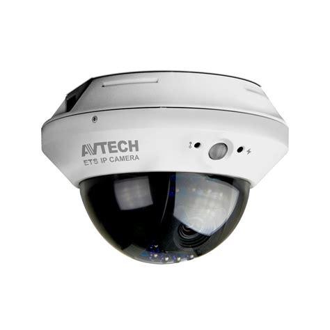 Caméra IP alarme
