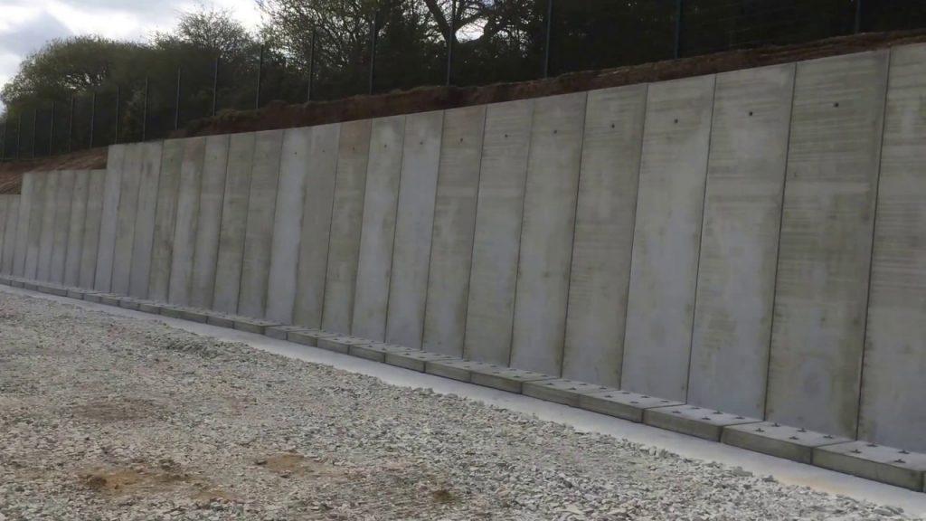Mur préfabriqué