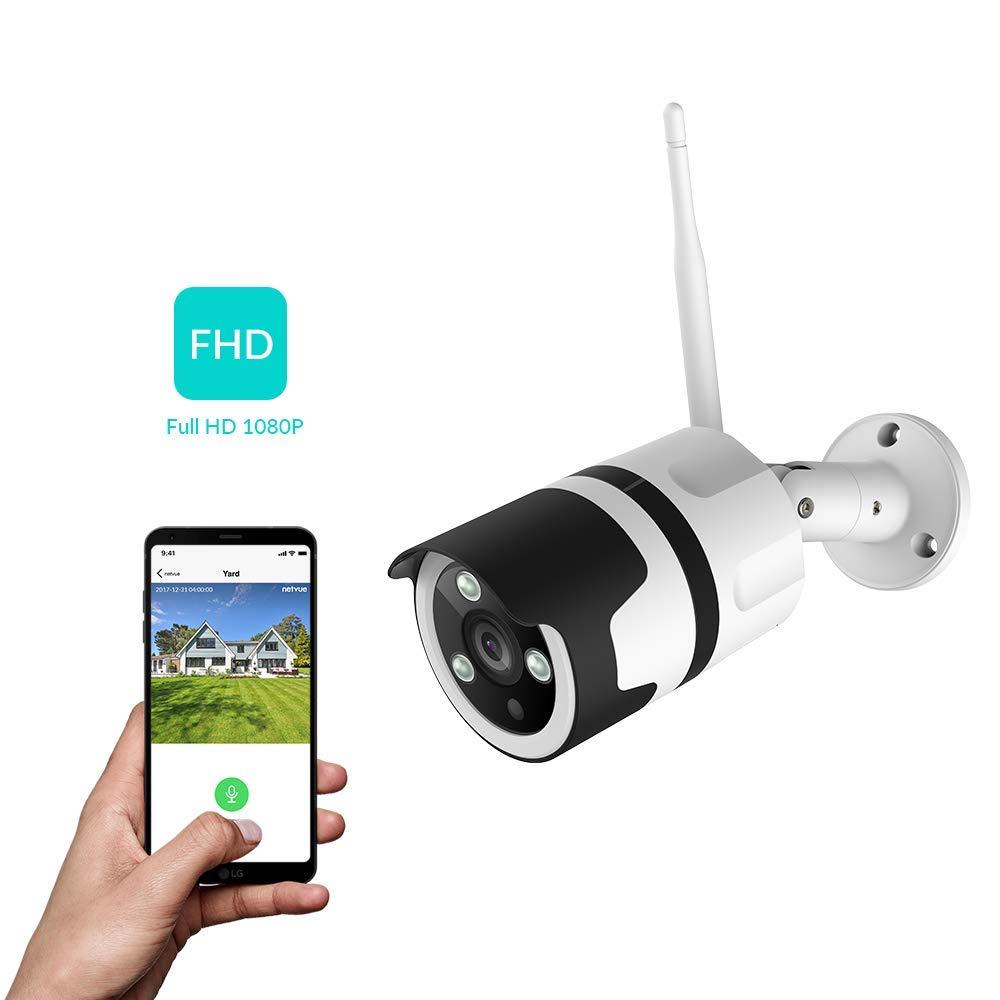 Camera sans fil Netvue