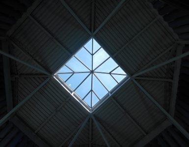 Puits de lumière pyramide