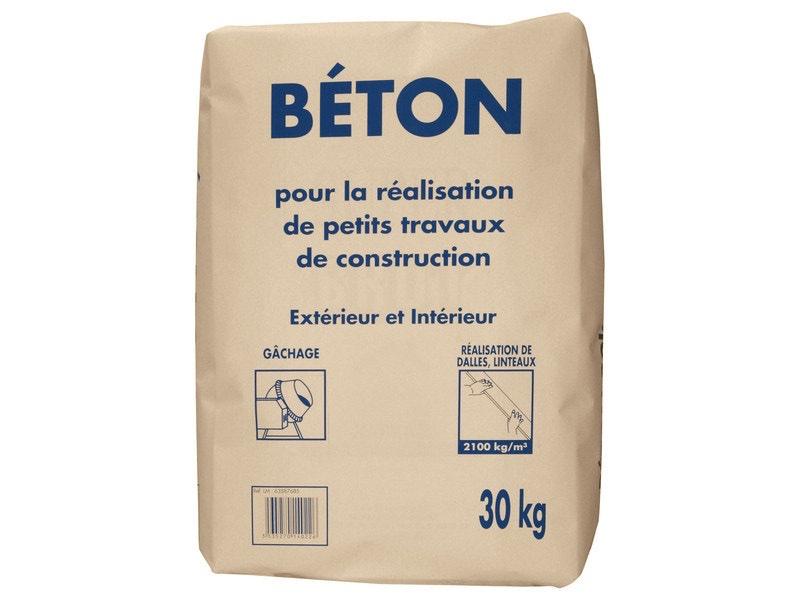 Béton sac